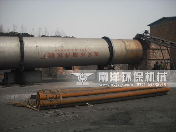原煤烘干机