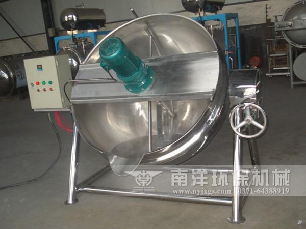 中药材蒸煮设备