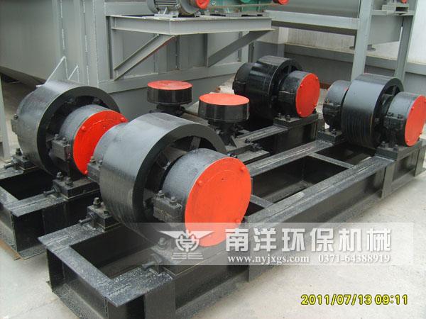 烘干机托轮组